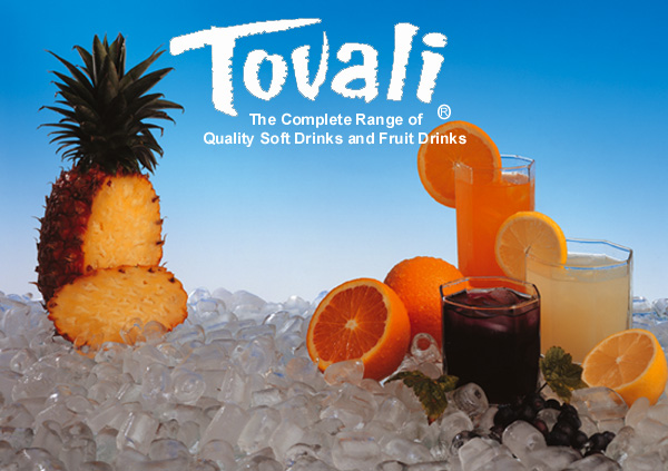 Tovali Limited - The complete range og quality soft drinks and fruit drinks